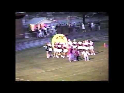 1995 Spiro Bulldogs vs Sallisaw Black Diamonds (TV Broadcast)