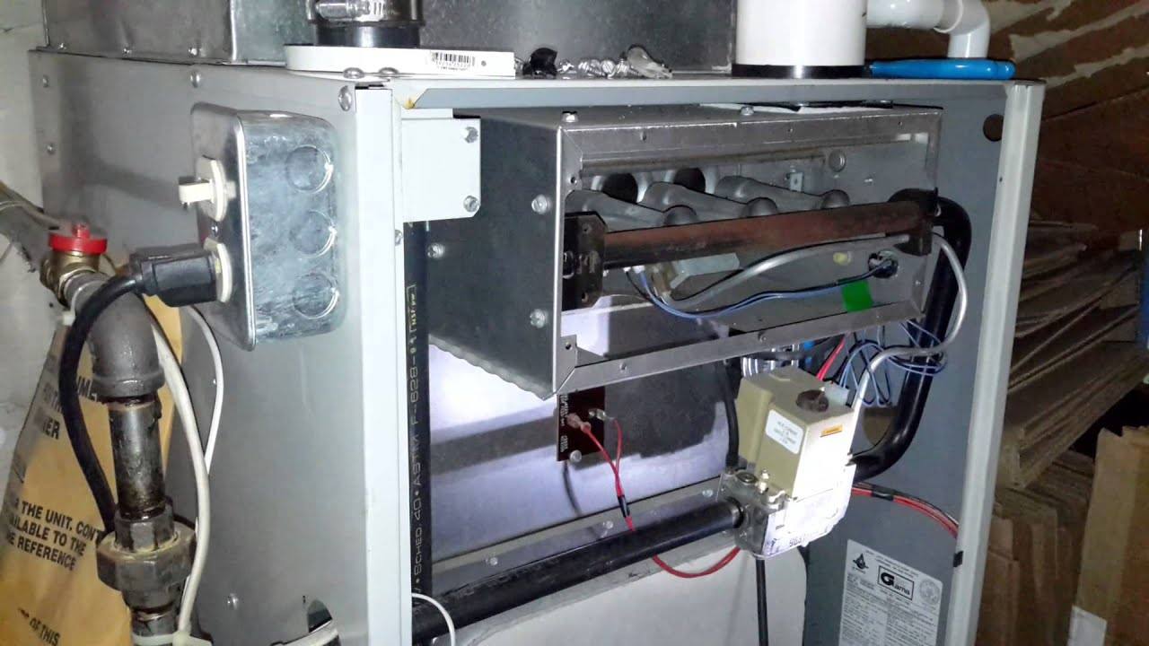 small resolution of diy tempstar furnace igniter replace and troubleshooting