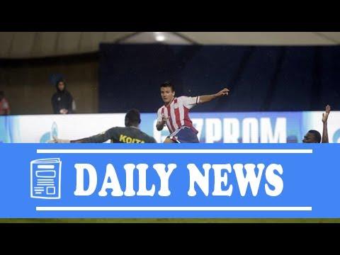 [Daily News] Paraguay kickstart fifa u-17 world cup with 3-2 win over mali