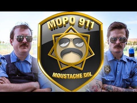 MOPO 911: Movember Police - Derick Watts & The Sunday Blues
