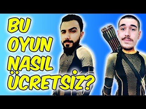 MOBİLDE HAYATTA KALMA OYUNU HEM DE ÜCRETSİZ!! RULES OF SURVIVAL TÜRKÇE OYNANIŞ!!