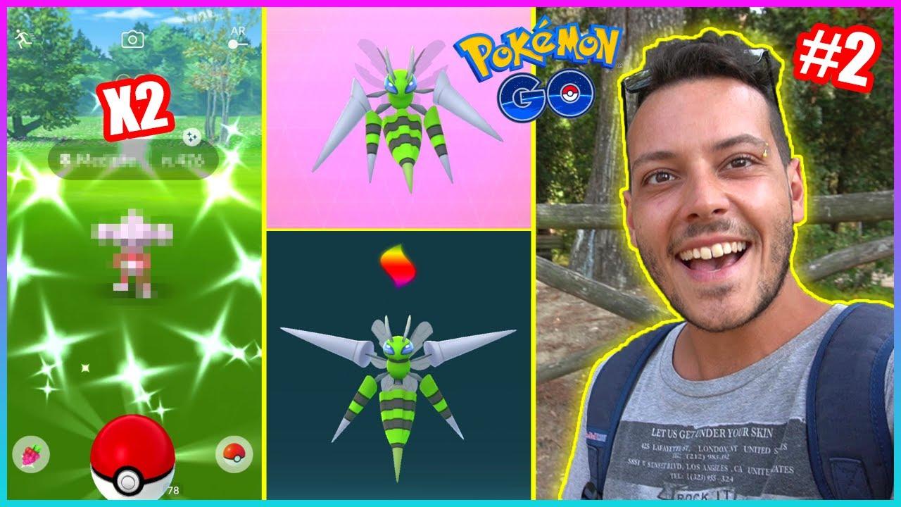 DUE *SHINY* NELLA PINETA DANNUNZIANA [Ep.2] - Pokémon GO ITA
