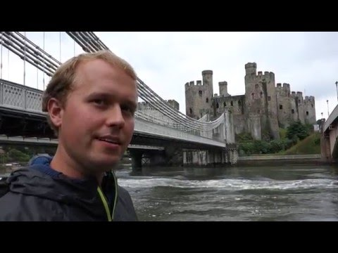 Fake Travel Guide: Conwy Castle