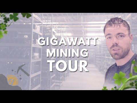 GigaWatt Mining Tour
