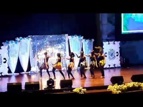 Mozambique dance performance