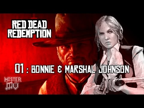 [RDR-01] Bonnie & Marshal Johnson