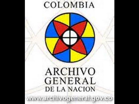 PGD, Guía del AGN Colombia
