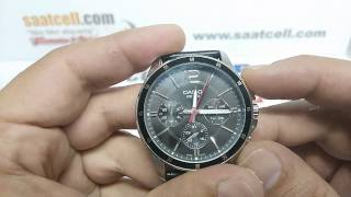 Casio Klasik Erkek MTP-1374L-1A video inceleme [Arşivden]