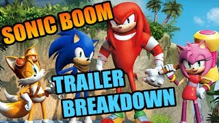 Sonic Boom Trailer Breakdown (by Sean)
