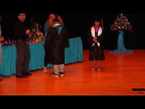 Graduacion de Sexto 2015 Esc. Olga Mas Ramirez