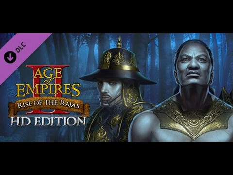 Age Of Empires 2 HD The rise of the Rajas [TORRENT]