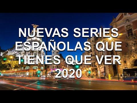 NUEVAS SERIES ESPAÑOLAS QUE TIENES QUE VER EN EL 2020