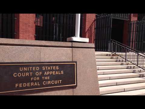 Test Video 2 -- Federal Circuit, Washington D.C.
