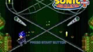 Sonic Mega Collection Plus PC Intro