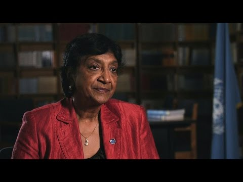 Navanethem Pillay - Judge; UN High Commissioner for Human Rights