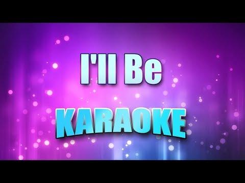 McEntire, Reba - I'll Be (Karaoke & Lyrics)