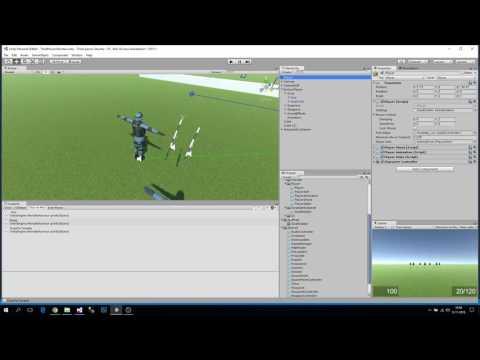 Third Person Shooter E34: Enemy Shoot