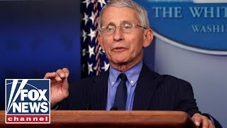 Researcher thanked Fauci for downplaying lab leak theory: Report