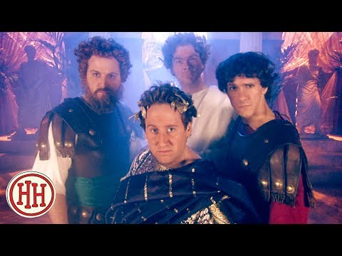 The Evil Emperors SONG 🎶 | Rotten Romans | Horrible Histories