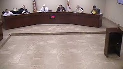 March 25, 2019 Regular Council Meeting