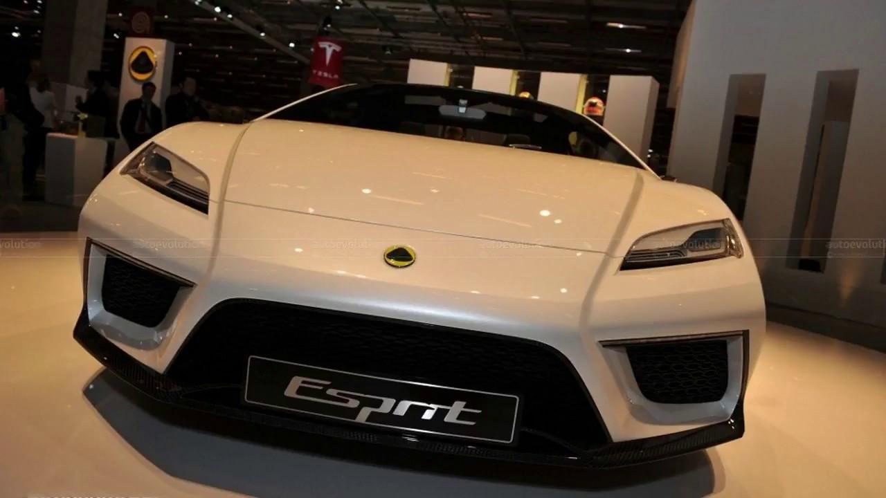 2020 Lotus Esprit Photos