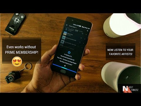 How To Use Alexa On Android Without Prime Membership Officially | Alexa Assistant Android Setup.