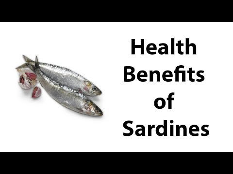 Top Health Benefits Of Sardines