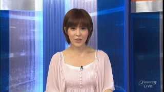 野球好きニュース 2012年 シーズンキャスター 森藤恵美 http://youtu.be...