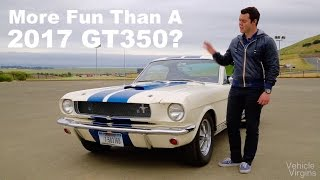 1965 Shelby Mustang GT350 Review! | More Fun Than The 2017?