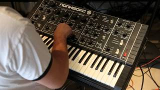 Polivoks - Russian Analog synth from the 80
