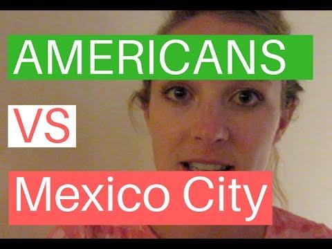 Americans vs Mexico City! Who Will Win!? // Mexico City Vlog