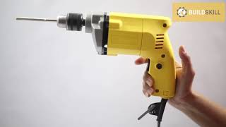 Buildskill BED1100 10MM Powerfull Heavy Duty Drill Machine - Official Video - 2nd