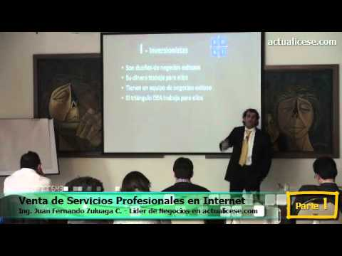 El Cuadrante del Flujo del Dinero - Juan Fernando Zuluaga C.