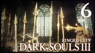 СТРАННОВАТЫЙ, НО ПРИКОЛЬНЫЙ *БОСС2* ● Dark Souls 3: Ringed City #6 [PC, Ultra Settings]