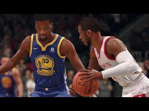 NBA Today 1/20 | Golden State Warriors vs Houston Rockets | NBA Highlights Full Game (NBA LIVE 18)