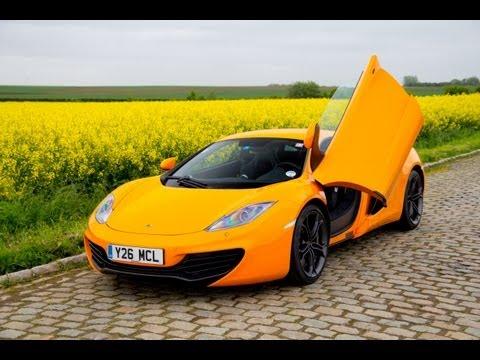McLaren 12C review (2013)
