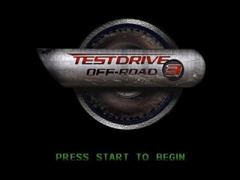 PSX Longplay [588] Test Drive Off Road 3