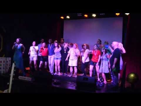 Highball Karaoke Olympics - Competition Finals! (Highlights)