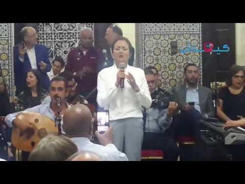 بعدما اشتهرت على الفايس بوك.. الموهبة نادية في دار التراث