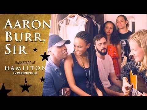 Episode 6 - Aaron Burr, Sir: Backstage at Broadway's HAMILTON with Leslie Odom Jr.