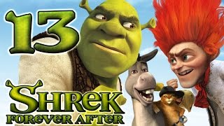 Shrek Forever After Walkthrough Part 13 (PS3, X360, Wii, PC) - Docks (1)