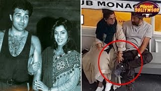 Sunny Deol & Dimple Kapadia's Secret Vacation Video Goes Viral | Bollywood News