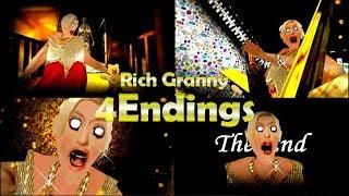 Rich Granny【MOD】4Endings ~4つ全てのエンディング~ thumbnail