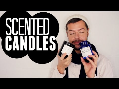 FAVOURITE SCENTED CANDLES