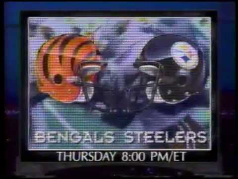 NFL on TNT bumper, 1996