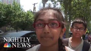 Heat Wave Rolls Over Eastern Half Of The U.S. | NBC Nightly News