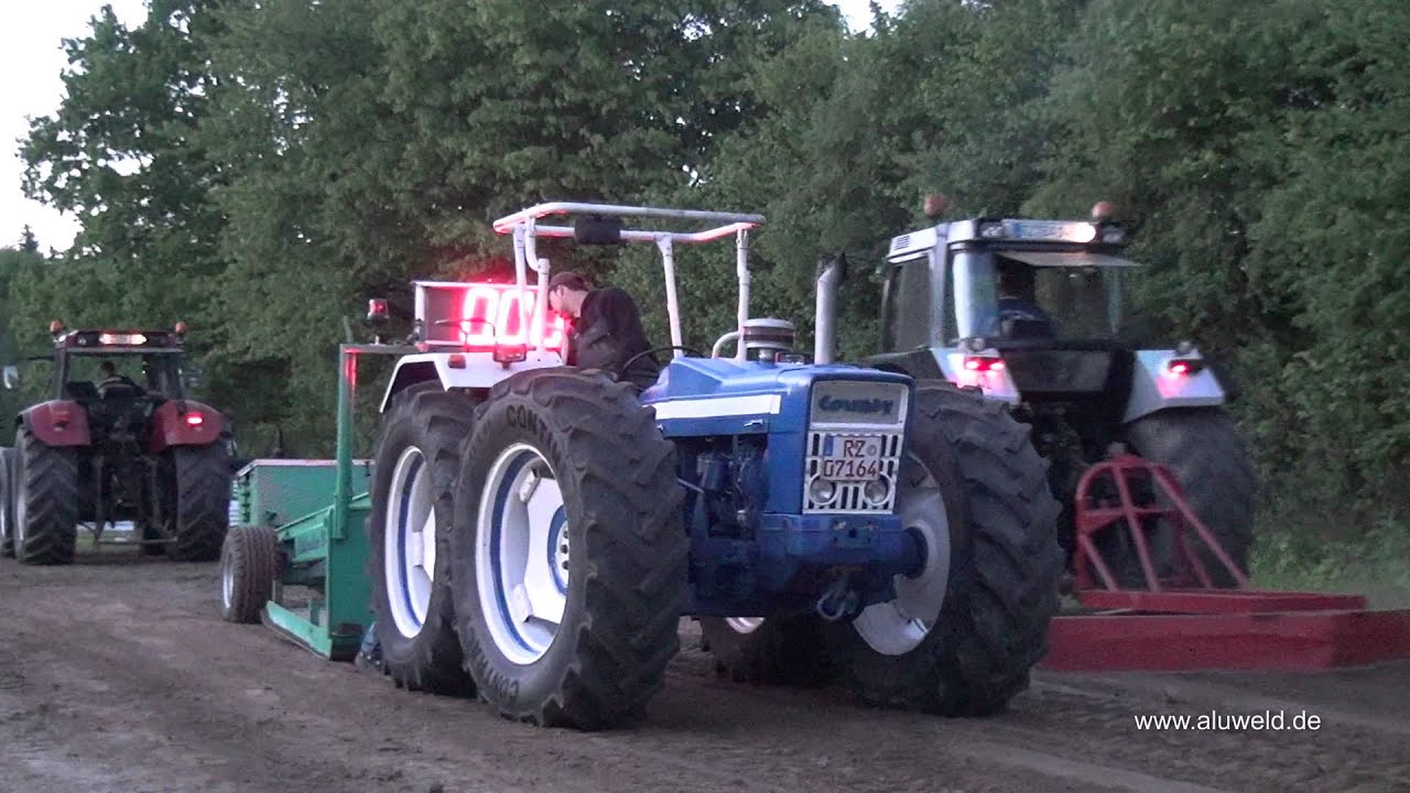 Ford County Tractor Pulling