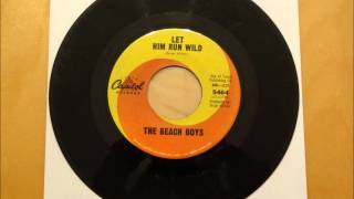 The Beach Boys Let Him Run Wild