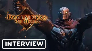 Darksider Genesis Isn't What You Think It Is - Gamescom 2019