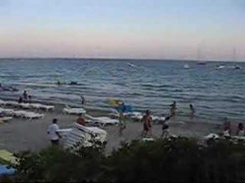 Ibiza Sunset Salinas Malibu Beach by Sun Radio Ibiza TV